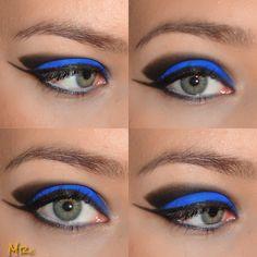 MariCômio: Azul Klein - Pigmento Dailus Pro