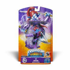Amazon.com: Skylanders Giants Single Character Thumpback: Nintendo 3DS: Video Games