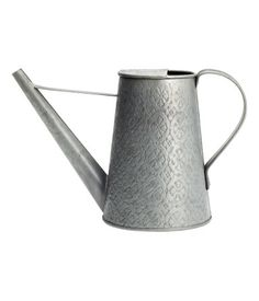 For our lovely backyard in my dream country home! H&M Regador de metal 14,99 €