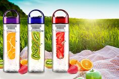 Fruit Infuser Water Bottle £3.99 . Click the link below and Use promo code CQ9JUOJC at checkout.