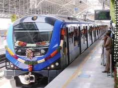 Slideshow : 17 facts to know about the multi-crore project - Chennai Metro Rail: 17 facts to know about the multi-crore project - The Economic Times