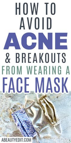 These skincare tips will help minimize maskne, which is acne and breakouts caused by friction, makeup, oil and humidity from wearing a face mask. Acne Spot Treatment, Skin Care Treatments, Salicylic Acid Acne, Acne Makeup, Acne Causes, Acne Spots, Natural Beauty Tips, Acne Remedies, How To Treat Acne