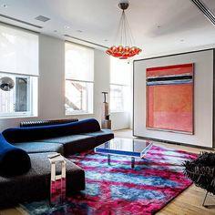 Apartamento em Manhattan, Nova York, EUA. #arquitetura #arte #art #artlover #design #architecturelover #instagood #instacool #instadesign #instadaily #projetocompartilhar #shareproject #davidguerra #arquiteturadavidguerra #arquiteturaedesign #instabestu #decor #architect #criative #interiores #estilos #combinações #interior #styles #combinations #manhattan #novayork #eua