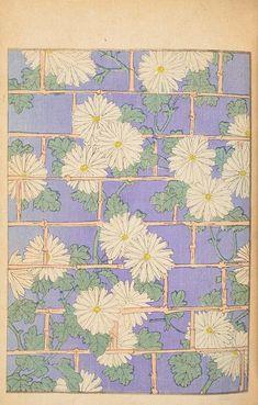 Chinese Patterns, Japanese Patterns, Japanese Design, Textile Patterns, Textile Art, Print Patterns, Textile Design, Japanese Art Prints, Japanese Textiles