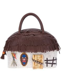 BRACCIALINI House Tote Bag