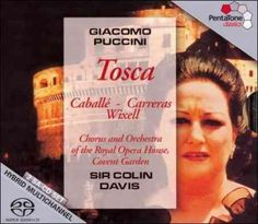 Orchestra Of The Royal Opera House - Puccini: Tosca