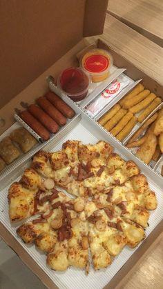 Pyjama-party Essen, Sleepover Food, Food Porn, Snap Food, Food Snapchat, Food Goals, Cafe Food, Aesthetic Food, Food Cravings
