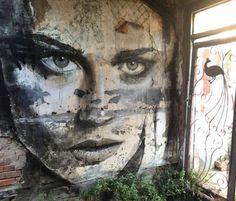 Melbourne, Australia: nuovo pezzo dello street artist australiano Rone.