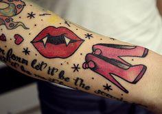Cool tattoos. #tattoo #tattoos #ink