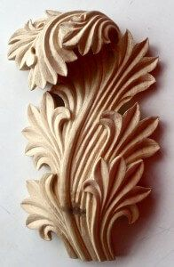 Fine-tuned by 35 years of magnificent commissions for residential, public, and sacred spaces, we're one of the world's foremost woodcarving companies.
