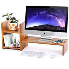 17 best monitor stands images desk desks offices rh pinterest com