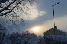 Norway , vinter