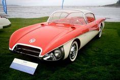 ◆ Visit ~ MACHINE Shop Café ◆ (1956 Buick Centurion Concept)