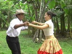 Joropo recio con furruco  y  danza Llanera