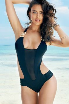 Beach Bunny 2014 'Black Beauty' Monokini | The Orchid Boutique