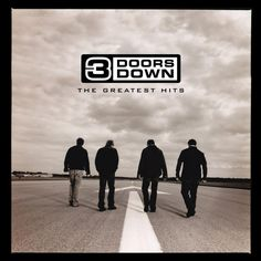 album cover art: 3 doors down - the greatest hits [2012]
