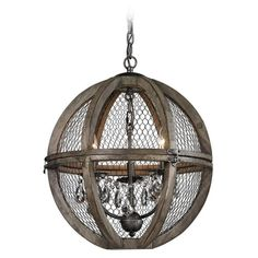 Globe Ner Tamid & Lighting Fixture