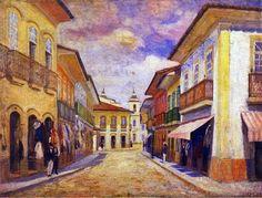 José Wasth Rodrigues  http://sergiozeiger.tumblr.com/post/114068615698/jose-wasth-rodrigues-sao-paulo-19-de-marco-de  Em Paris, estuda na Académie Julian, com Jean-Paul Laurens (1838 - 1921) e na École Nationale Supérieure des Beaux-Arts [Escola Nacional Superior de Belas Artes], com Lucien Simon (1861 - 1945) e Nandi.  Freqüenta o café La Rotonde, onde tem contato com artistas como Mugnaini (1895 - 1975), Alípio Dutra (1892 - 1964), Monteiro França (1875 - 1944) e José Marques Campão (1892…