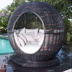 This would be the best place for naps :)