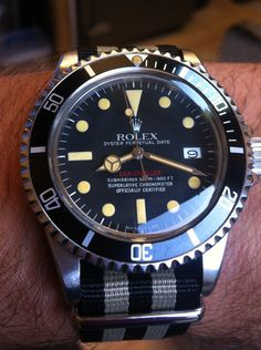 Rolex sea dweller #rolex