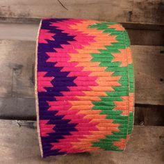 Ethnic ribbon of 110mm width