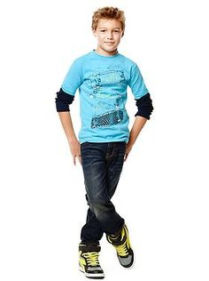 Kids Clothing: Boys Clothing: Featured Outfits New Arrivals | Gap