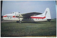 BRISTOL FREIGHTER    MAC / MIDLAND AIR CARGO   G AMLP - 1946-....: Ere Moderne