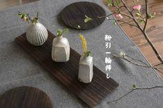 【楽天市場】●金京徳 野の花の一輪挿し 黒化粧 part2● 花瓶:on la CRU