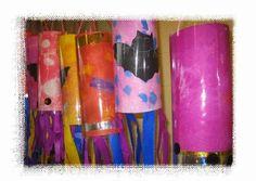 Juf-Stuff: SINT MAARTEN: een aantal lampion ideetjes Art For Kids, Crafts For Kids, Saints, Halloween, School, Winter, Outdoor Decor, Diy, Half
