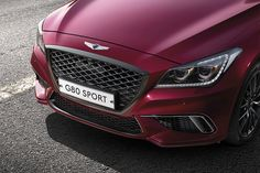 'G80 SPORT' with the meshed type of large radiator grill is launched - 매쉬타입 대형 라디에이터 그릴이 탑재된 'G80 스포츠'가 출시 되었습니다 - #exterior #radiator_grill #grill #new #design #large #open #launching #carsofinstagram #car #GENESIS #G80 #G80_SPORT #GENESIS_brand