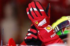 Ferrari's Felipe Massa, Monza, Italy