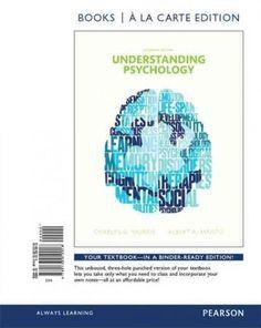 Understanding Psychology + Revel Access Card: Books a La Carte Edition