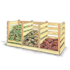 Compost! This is my new favorite idea. Don't get hung up on it, just do it! If you don't do it, our waste will be sent somewhere, and I don't want to pay the shipping. Start saving your landfills and your pocketbook!