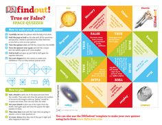 Quench your curiosity (or at least a tiny piece of it!) with these DKfindout! Activity Sheets For Kids, Outer Space, Fun Activities, Back To School, At Least, Curiosity, Printables, Homeschooling, Teaching