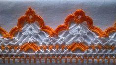 Get this crochet edgings Thread Crochet, Crochet Trim, Love Crochet, Diy Crochet, Crochet Stitches, Crochet Edgings, Crochet Boarders, Crochet Edging Patterns, Crochet Blocks