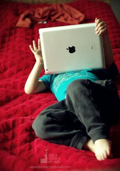"""""""Through the use of technology, children learn technology skills, while enhancing social and cognitive development."""""""