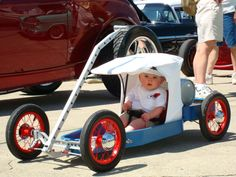rat rod radio flyer wagon - Google Search