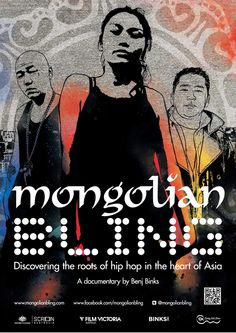 Mongolian Bling: Forget about nomads and monks, it's hip hop that's making Mongolia move in the 21st century. Mongolian Bling jumps into the thriving music scene in the capital; Ulaanbaatar, and follows stars as they rap nationwide.