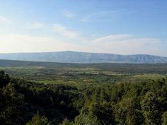 Stari Grad Plain on Hvar Island, one of Croatia's lesser visited UNESCO sites.
