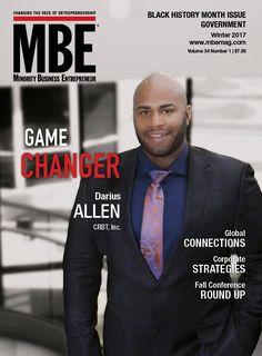 MBE Magazine Winter 2017 Issue
