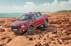 Picape produzida no Brasil tem opções flex e diesel; preços variam de R$ 76.500 a R$ 116.500