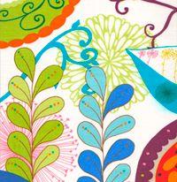 Ingrid - Gypsy fabric by Valori Wells from Paper Thread Fabrics.