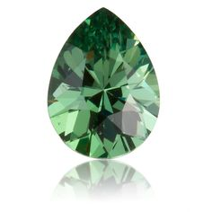 Namibian Demantoid Garnet Pear