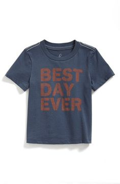 Peek 'Best Day Ever' T-Shirt (Baby) | Nordstrom