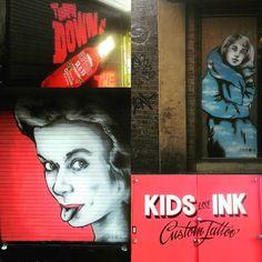 """#graffiti  #london  #bricklane  Sooo cooollll!!"" Photo taken by @neon_sayu on Instagram, pinned via the InstaPin iOS App! http://www.instapinapp.com (08/04/2015)"