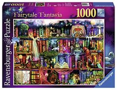 """""""Fairytale Fantasia"""" ~~ (1000pc - 28.5"""" x 19.5"""") Jigsaw Puzzle by Ravensburger on www.amazon.com $17.58 ~~ ordered 5-15-15"""