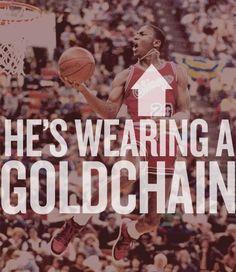 Jordan dunks with gold