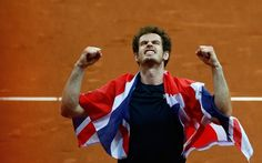 Andy Murray performance in the Davis Cup won the tournament for Great Britain   - can he win the BBC Sports Personality of the Year award again?