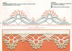 gráficos de crochê - Pesquisa Google
