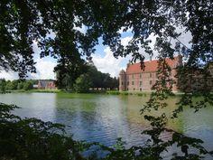 Rosenholm Castle 1599 outside of  Aarhus, Aarhus, Denmark